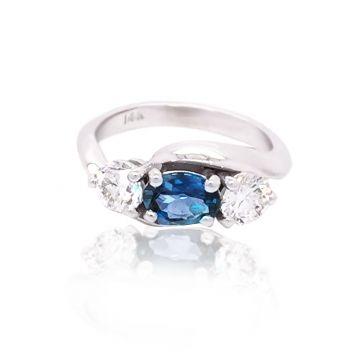 GGJCustom YOGO/Diamond ring