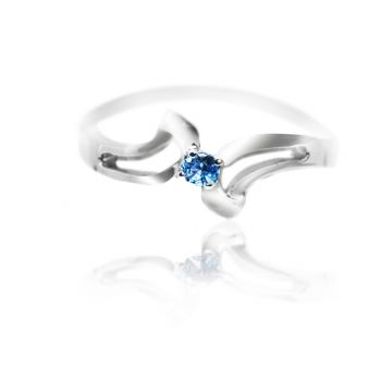 YOGO Sterling Silver Gemstone Ring - 001-830-00454