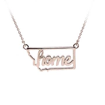 Goldsmith Gallery Sterling Silver White Pendant