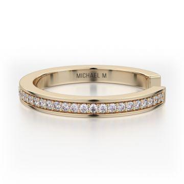 Michael M 14k Yellow Gold Ring
