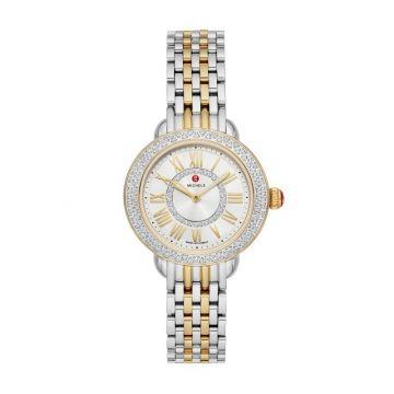 Serein Petite Two-Tone Diamond Complete Watch