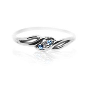 YOGO Sterling Silver Gemstone Ring - 001-830-00444