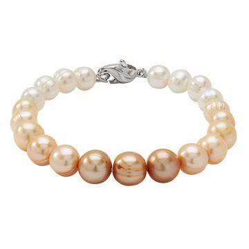 Honora 14k Yellow Gold Pearl Bracelet