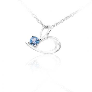 YOGO Sterling Silver Gemstone Necklace - 001-860-00835