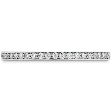 Hearts on Fire 0.15 ctw. Adoration Diamond Band in Platinum