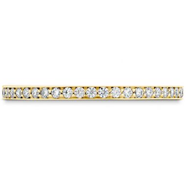 Hearts on Fire 0.15 ctw. Adoration Diamond Band in 18K Yellow Gold