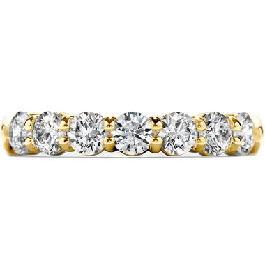 Hearts on Fire 0.33 ctw. Seven-Stone Band in 18K Yellow Gold