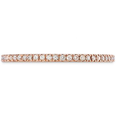 Hearts on Fire 0.2 ctw. HOF Classic Eternity Band in 18K Rose Gold