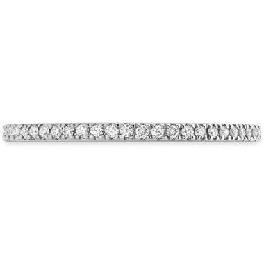 Hearts on Fire 0.21 ctw. HOF Classic Eternity Band in 18K White Gold
