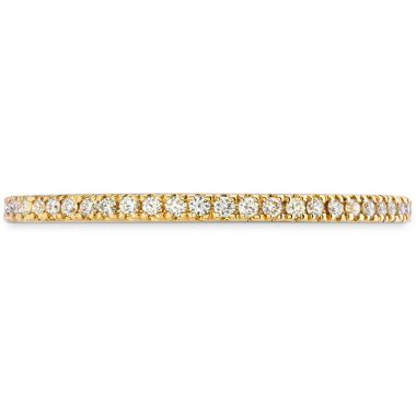 Hearts on Fire 0.2 ctw. HOF Classic Eternity Band in 18K Yellow Gold