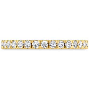 Hearts on Fire 0.38 ctw. HOF Hexagonal Diamond Band in 18K Yellow Gold