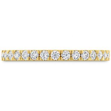 Hearts on Fire 0.55 ctw. HOF Hexagonal Diamond Band in 18K Yellow Gold