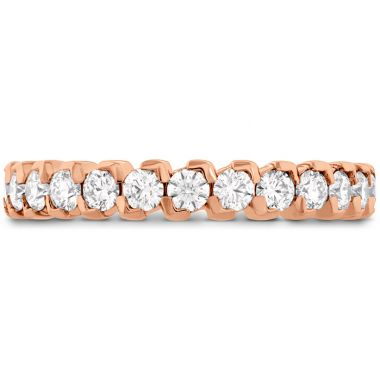 Hearts on Fire 0.65 ctw. HOF Pointed Diamond Band in 18K Rose Gold