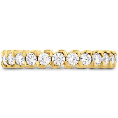 Hearts on Fire 0.65 ctw. HOF Pointed Diamond Band in 18K Yellow Gold