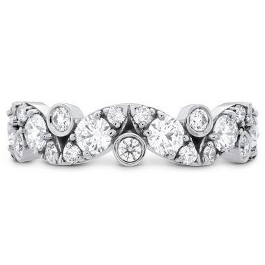 Hearts on Fire 1.2 ctw. HOF Regal Bezel Diamond Ring in Platinum