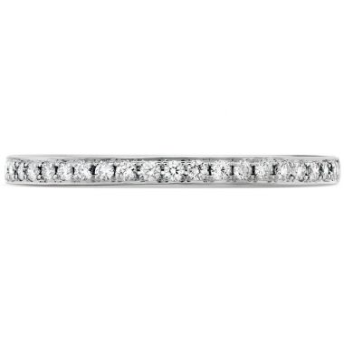 Hearts on Fire 0.12 ctw. HOF Signature Diamond Band in 18K White Gold
