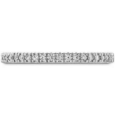 Hearts on Fire 0.17 ctw. Sloane Wedding Band in Platinum