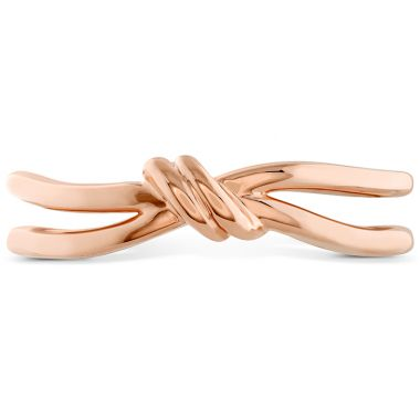 Hearts on Fire Love Code - Forget-You-Never Band in 18K Rose Gold