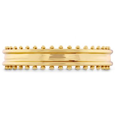 Hearts on Fire Sloane Picot Keep it Classic Metal Band in 18K Yellow Gold