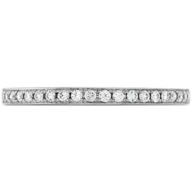 Hearts on Fire 0.15 ctw. Illustrious Diamond Band in 18K White Gold