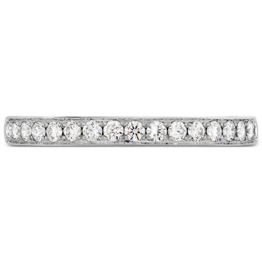 Hearts on Fire 0.2 ctw. Lorelei Bloom Diamond Band in Platinum