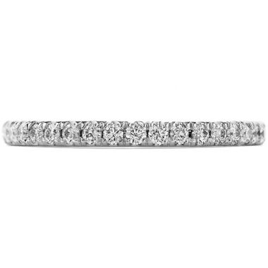Hearts on Fire 0.25 ctw. Repertoire Select Wedding Band in 18K White Gold