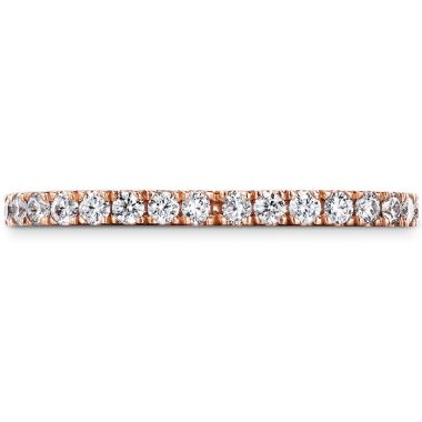 Hearts on Fire 0.59 ctw. Signature Petal Eternity Band in 18K Rose Gold