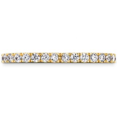 Hearts on Fire 0.72 ctw. Signature Petal Eternity Band in 18K Yellow Gold