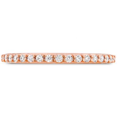 Hearts on Fire 0.18 ctw. Simply Bridal Band to Match Twist DER's in 18K Yellow Gold