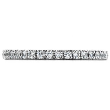 Hearts on Fire 0.25 ctw. Transcend Wedding Band in 18K White Gold